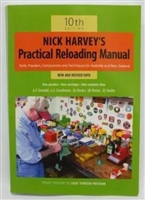 Nick Harvey's Practical Reloading Manual. 10 Edn
