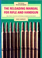 The Reloading Manual for Rifle and Handgun. Harvey.