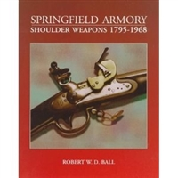 Springfield Armoury: Shoulder Weapons 1795 - 1968. Ball.