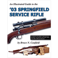 03 Springfield Service Rifle. Canfield