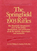 The Springfield 1903 Rifles. Brophy.