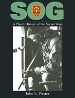 SOG. A Photo History of the Secret Wars. Plaster.