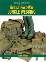 British Post-War Jungle Webbing. Howlett.