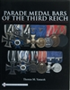 Parade Medal Bars of the 3rd Reich. Yanacek