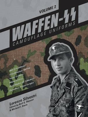 Waffen-SS Camouflage Uniforms. Vol. 2 Silvestri.