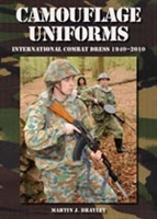 Camouflage Uniforms. International Combat Dress 1940 - 2010. Brayley
