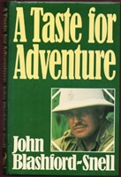 Taste for Adventure. Blashford-Snell
