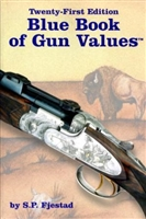 Blue Book of Gun Values 21st Edn. Fjestad