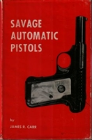 Savage Automatic Pistols. Carr.