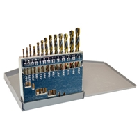Alfa Tools ST50123 13//32 Micrograin Solid Carbide Twist Drill with Heavy Duty 118/° Split Point
