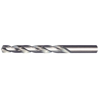 Alfa Tools DTML66104 8-32 High-Speed Steel 135/° Split Point Bright Finish Combination Drill with Tap 1//4 Hex Shank 12 Pack