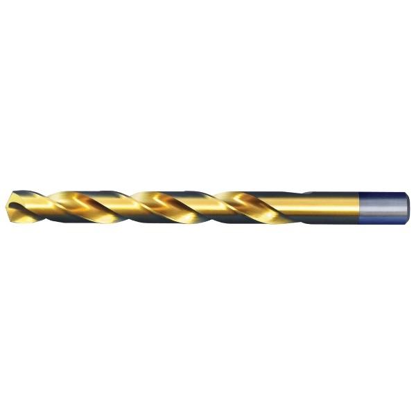 ALFA S150112TN 15//64 Heavy Duty TiN Coated Jobber Drill 12pk Super HSS