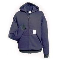4ee784592554 CPA 615-USFN Ultra Soft Fleece Full Zip Hooded Sweatshirt
