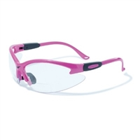 Global Vision Cougar Pink Bi-Focal Readers