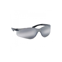 Ironwear 3500-IOM Derby Series Safety Glasses, Black Indoor/Outdoor