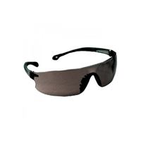 Ironwear 3500-NP-G Derby Series Safety Glasses, Gray Lens/Frame