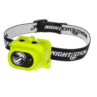 Nightstick XPP-5454G Intrinsically Safe Multi-Function Dual-Light Headlamp