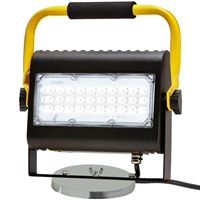 ProBuilt 411450 ProLight LED Slim Series Flood Light 50W w/Magnet