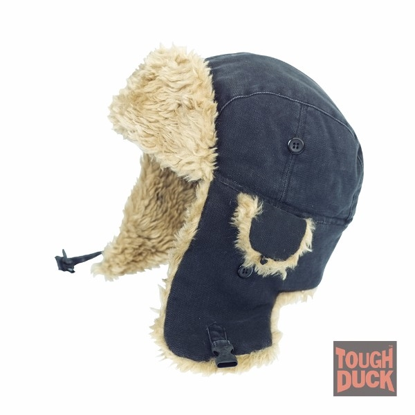 Richlu i15016 Tough Duck Aviator Hat cf8c32696455