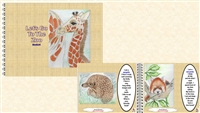 "Interactive ""Let's Go To The Zoo"" Book #1"