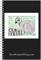 Ring Tail Lemur Journal