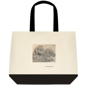"""Mud"" Tote Bag"