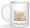 """Fennec Fox"" Coffee Cup"