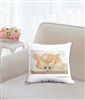 """Fennec Fox"" Throw Pillow"