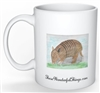 """Armadillo"" Coffee Cup"