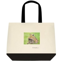 """Argentine Horned Frog"" Tote Bag"