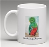 """Quetzal"" Coffee Cup"