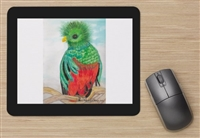 """Quetzal"" Mouse Pad"