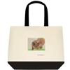 """Yellow Bellied Glider"" Tote Bag"