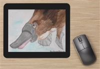 """Platypus"" Mouse Pad"