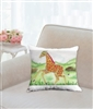 """Prancer"" Throw Pillow"