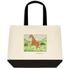 """Prancer"" Tote Bag"