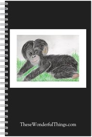 Baby Chimp Journal