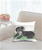 """Baby Chimp"" Throw Pillow"
