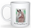 """Okapi"" Coffee Cup"