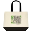 """Elephant Ears"" Tote Bag"