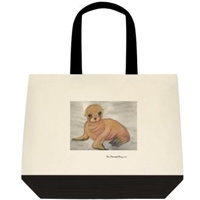 """Sea Lion"" Tote Bag"