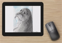 """Seal"" Mouse Pad"