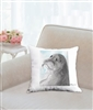 """Seal"" Throw Pillow"