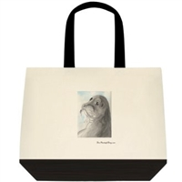 """Seal"" Tote Bag"