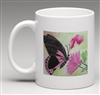 """Butterfly"" Coffee Cup"