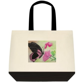 """Butterfly"" Tote Bag"