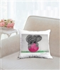 """The Ball"" Throw Pillow"