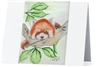 """Red Panda"" Note Cards"