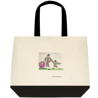"""The Carriage"" Tote Bag"