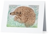 """Pangolin"" Note Cards"